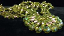 Woman?s Beaded Necklace Estate Jewelry
