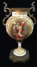 Antique French Decorative Arts Vase