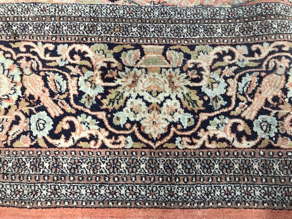 INDIA Silk Handmade Carpet