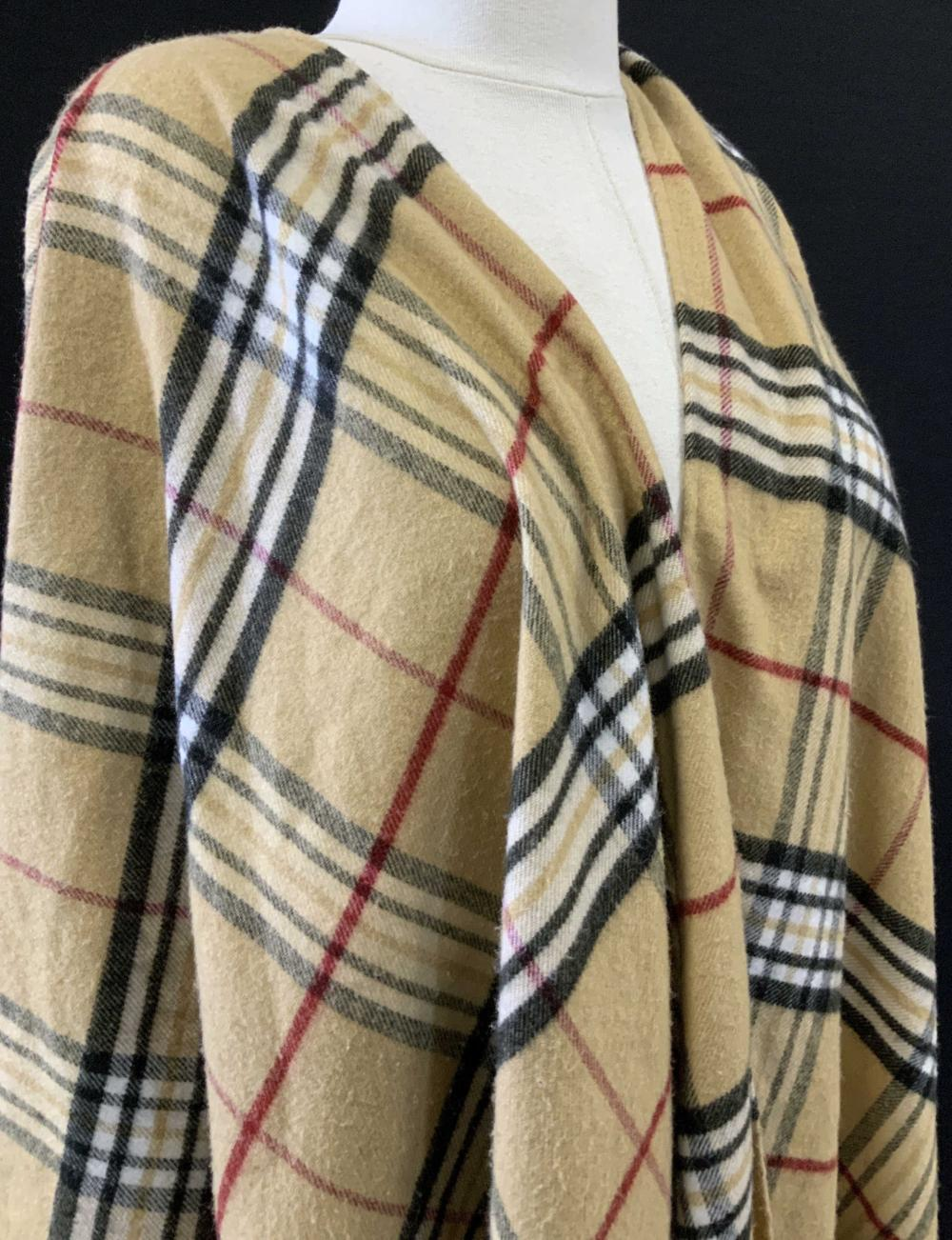 BURBERRY STYLE LADIES Serape Cape, Lord & Taylor