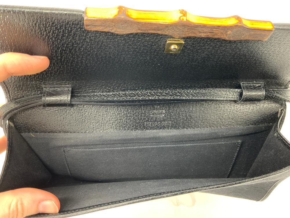 GUCCI Vintage Adjustable Strap Handbag
