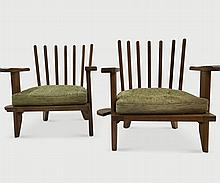 Guillerme and Chambron Armchairs