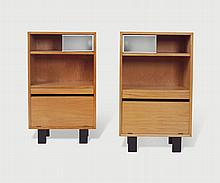 George Nelson Bedside Cabinets