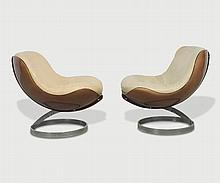 Boris Tabacoff Sphere Chairs