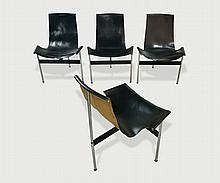 Katavolos, Littlel and Kelley T- chairs