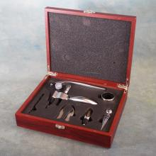Wine Accessories in Fitted Case