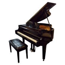 DH Baldwin Baby Grand Piano w/Bench (Serial #57065)