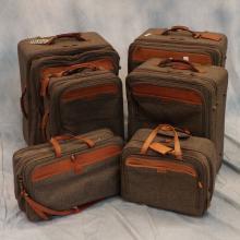 6pc Hartmann Luggage Set