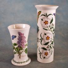 2 Portmeirion Vases