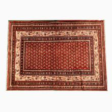 Handmade Wool Lilihan Rug  4'x7'