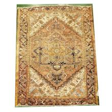 Handmade Wool Heriz Rug  7'7x9'5