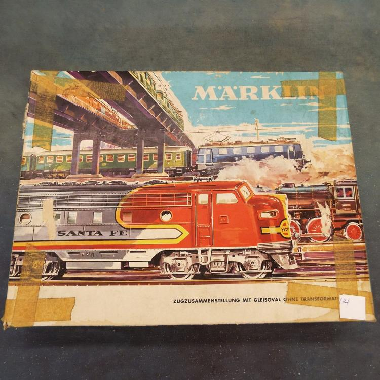 M rklin USA - Products