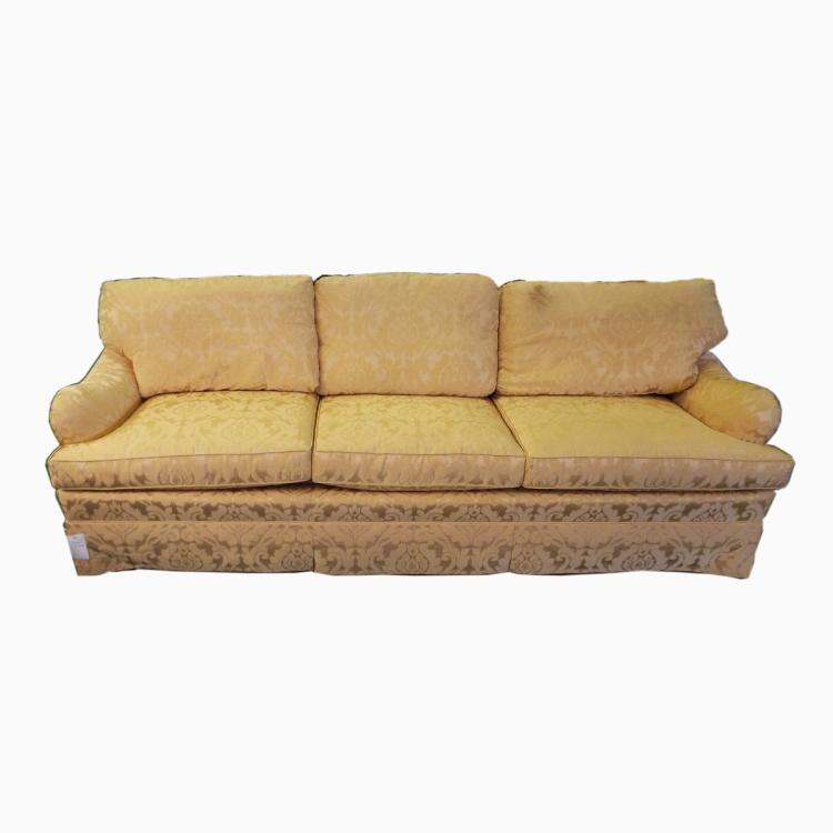 Stickley Upholstered Sofa 89 Long