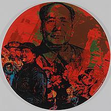 THE MAO GOSPEL SERIES SOUNDTRACK ALBUM COVER