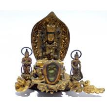Japanese Buddhist Reliquary