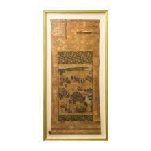 Japanese Buddhist Scroll
