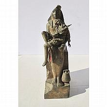 Egyptian Orientalist Sculpture by Leroux