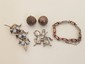 Lot of Sterling Silver Jewelry