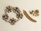 Lot of Gold Filled & Silver Jewelry
