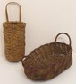 Two Vintage Baskets