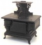 Ideal #5 Cast Iron Toy Range / Cook Stove