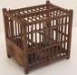 German Wood Miner's Bird Cage