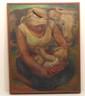 Ernst Honigberger Oil on Canvas