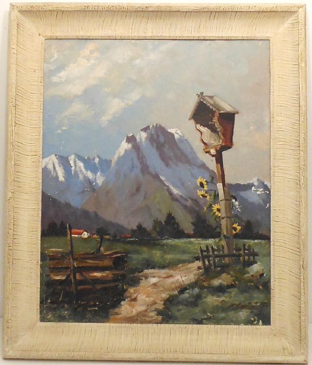 OOB Steinmetz Mountain Scene