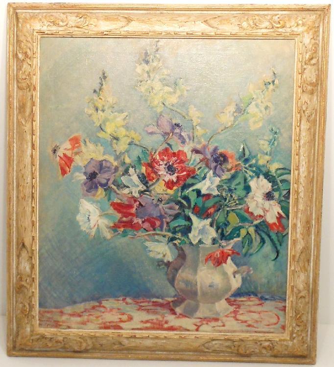 OOC Flowers in Large Vase
