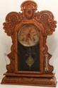 E Ingraham Gingerbread Clock