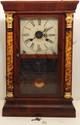 E N Welch Pillar Clock