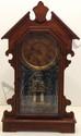Ansonia Open Arch Pediment Mantel Clock
