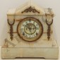 Ansonia Marble Case Mantel Clock
