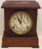 Vintage Sessions 8 Day Turn Back  Mantel Clock.
