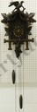 Black Forest Traditional Cuckoo Clock With Musician
