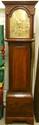 Mitchell & Sons Mahogany Longcase Grandfather Clock