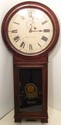 Seth Thomas # 2 Wall Regulator Clock