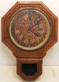 Ingraham Drop Octagon Clock