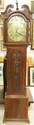 Antique Robert McArra Grandfather Clock