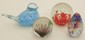 Lot of Four Art Glass Paperweights #10