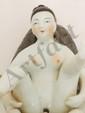 Large Chinese Erotica Royal Ceramic