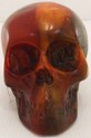 Hand Carved Copal Skull #1
