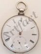 Arndd Adams & Co. Key Wind Pocket Watch