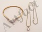 Lot of 2 Pieces of Sterling Silver Jewelry