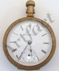 Atlas Open Face Pocketwatch