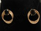 14 Kt Gold Gemstone Earrings #4