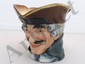 Large Royal Doulton 'Dick Turpin' Toby Mug