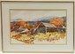 C. Palmenston Watercolor Painting