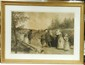 Jennie Brownscombe 19th C Engraving