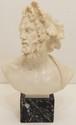 Antelma Santini Bust on Marble Italy